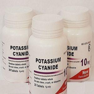 Acquista cianuro di potassio online