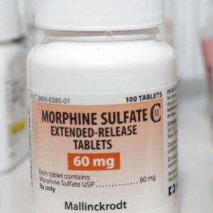 Acquista Morfina Solfato online