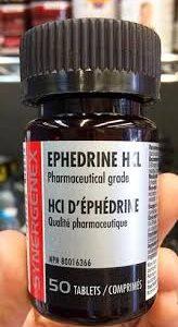 acquista efedrina HCL online